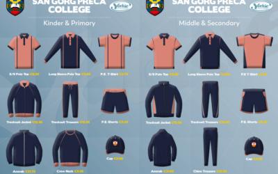SGPC school uniforms